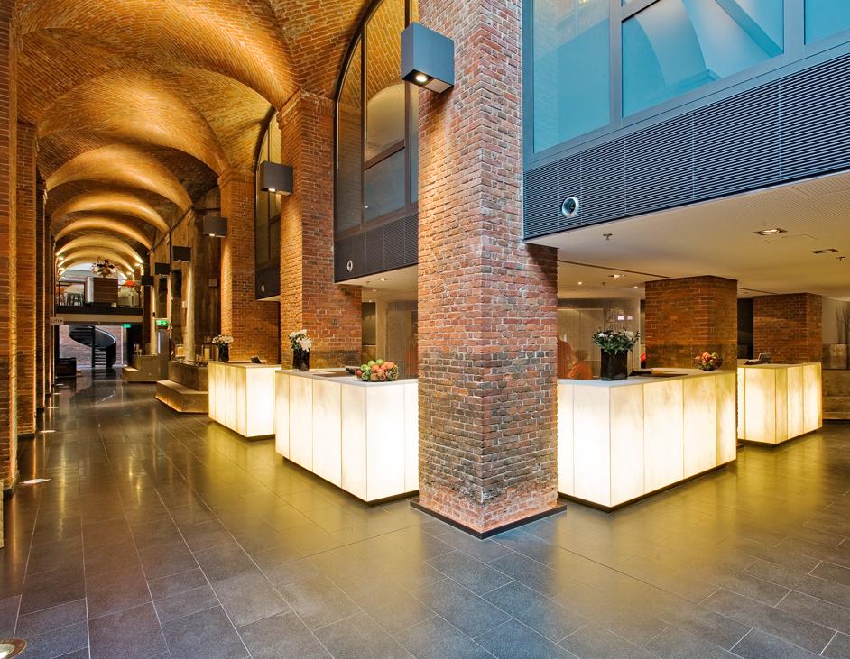 Portfolio: Mövenpick Hotel Sternschanze