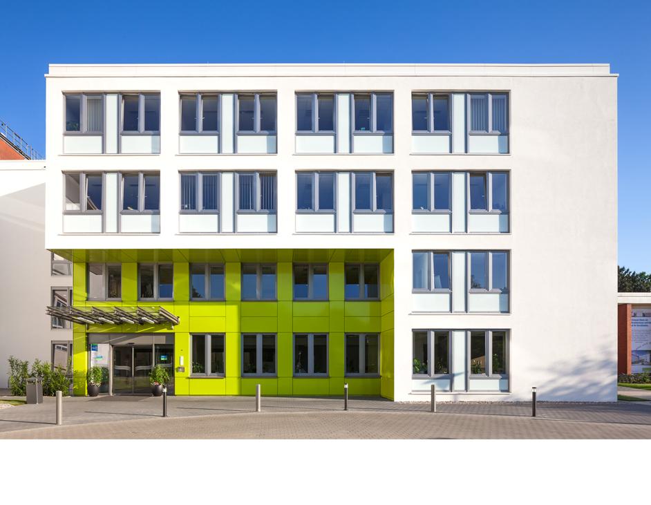 Portfolio: Ev. Amalie Sieveking-Krankenhaus
