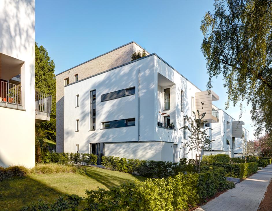 Portfolio: Stadtvillen in Kiel Düsternbrook