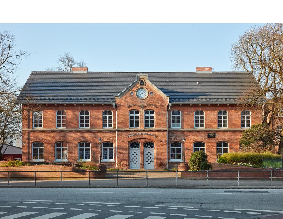 Portfolio: Rudolf Steiner Schule Hamburg Bergedorf